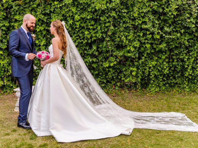 La boda de Manuel y Alba en Moguer, Huelva 2