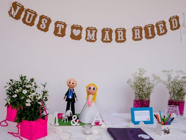 La boda de Manuel y Alba en Moguer, Huelva 25