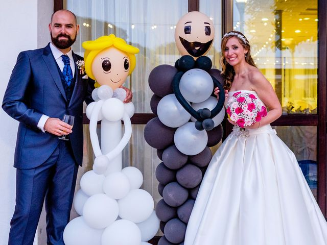 La boda de Manuel y Alba en Moguer, Huelva 29