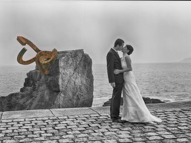 La boda de Ignacio y Silvia en Donostia-San Sebastián, Guipúzcoa 7