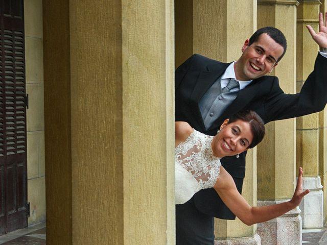 La boda de Ignacio y Silvia en Donostia-San Sebastián, Guipúzcoa 10