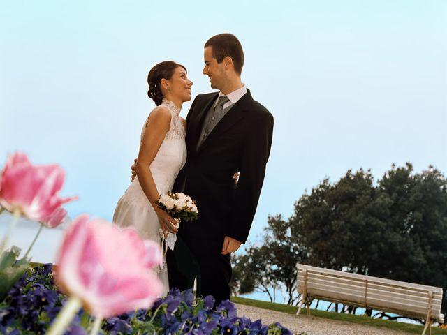 La boda de Ignacio y Silvia en Donostia-San Sebastián, Guipúzcoa 12