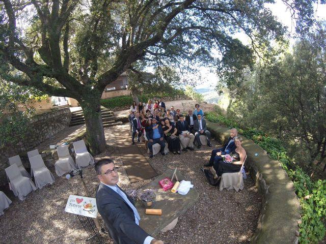 La boda de Jose y Mari en La Palma De Cervello, Barcelona 7