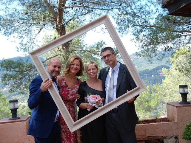 La boda de Jose y Mari en La Palma De Cervello, Barcelona 2