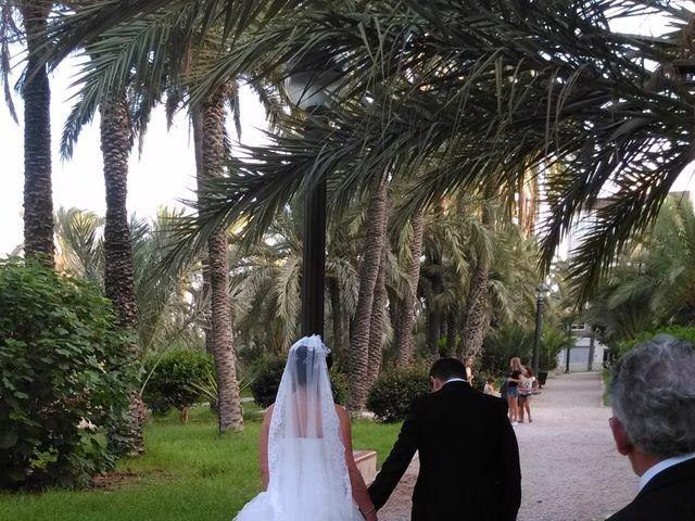 La boda de Jose Manuel y Nieves en Aspe, Alicante 3