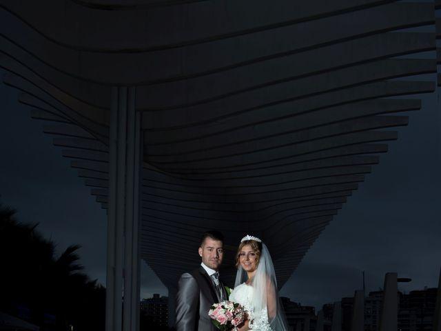 La boda de Miguel Ángel y Giselle en Málaga, Málaga 10