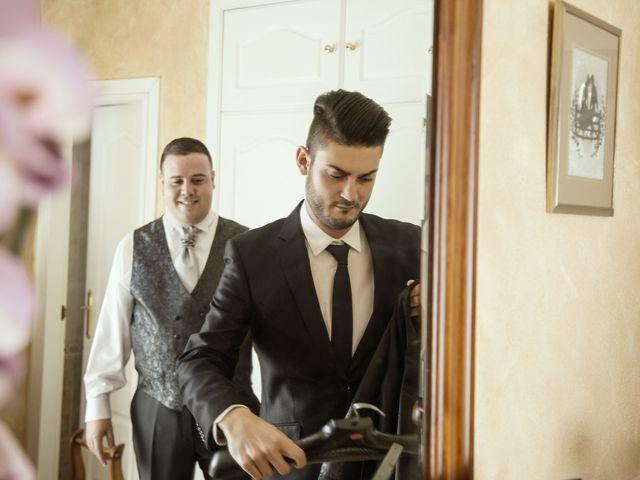 La boda de Sergio y Rebeca en Griñon, Madrid 2