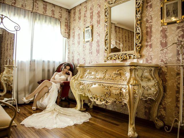 La boda de Sergio y Rebeca en Griñon, Madrid 8