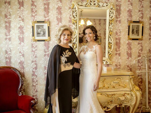 La boda de Sergio y Rebeca en Griñon, Madrid 11