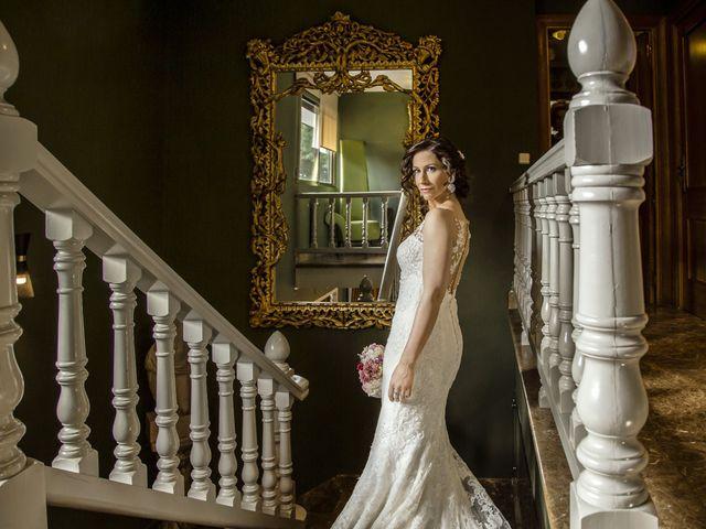 La boda de Sergio y Rebeca en Griñon, Madrid 14