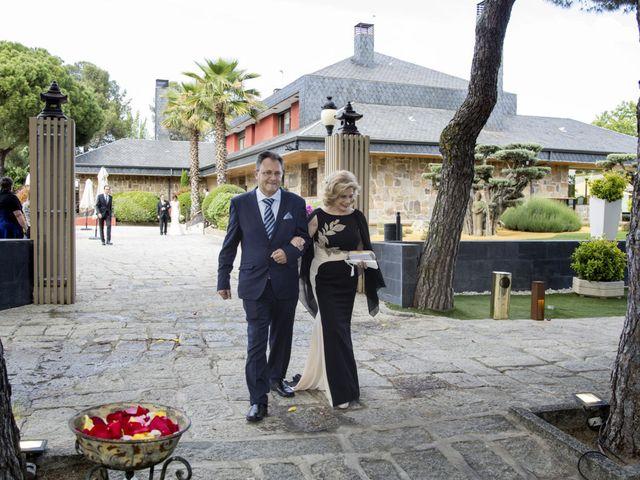 La boda de Sergio y Rebeca en Griñon, Madrid 16