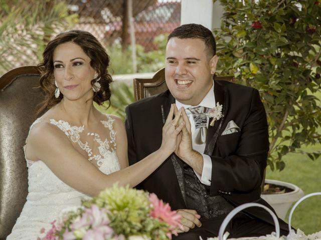 La boda de Sergio y Rebeca en Griñon, Madrid 19