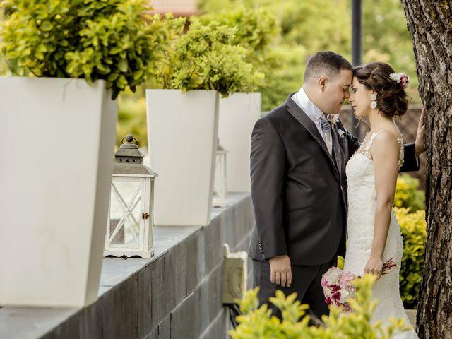 La boda de Sergio y Rebeca en Griñon, Madrid 20