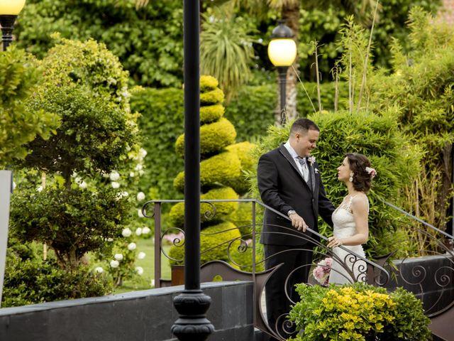 La boda de Sergio y Rebeca en Griñon, Madrid 22