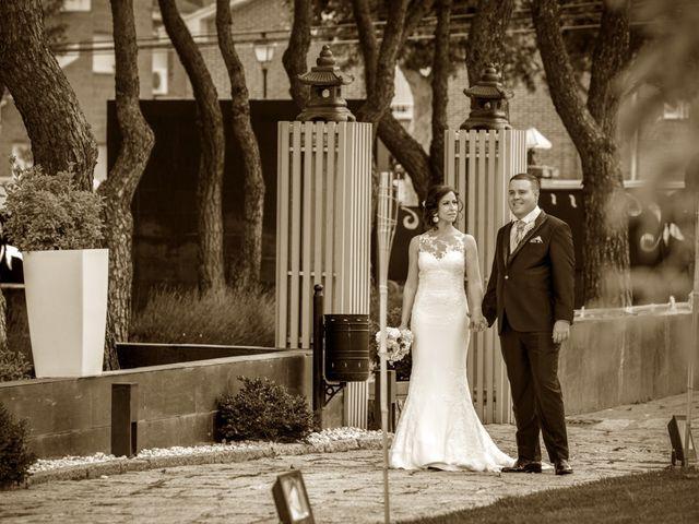 La boda de Sergio y Rebeca en Griñon, Madrid 23
