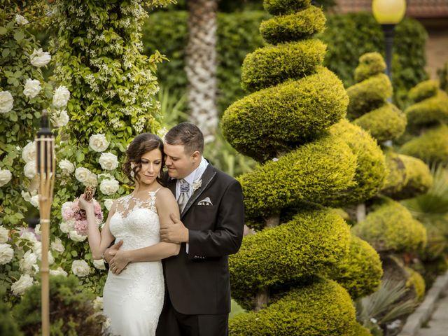 La boda de Rebeca y Sergio