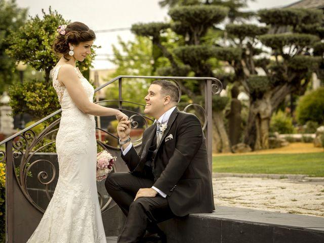 La boda de Sergio y Rebeca en Griñon, Madrid 27