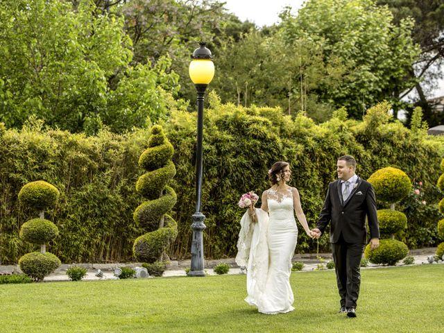La boda de Sergio y Rebeca en Griñon, Madrid 31