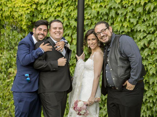 La boda de Sergio y Rebeca en Griñon, Madrid 32