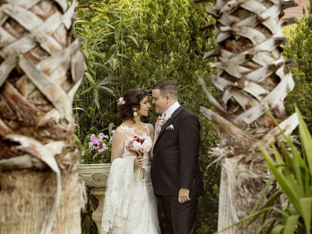 La boda de Sergio y Rebeca en Griñon, Madrid 33