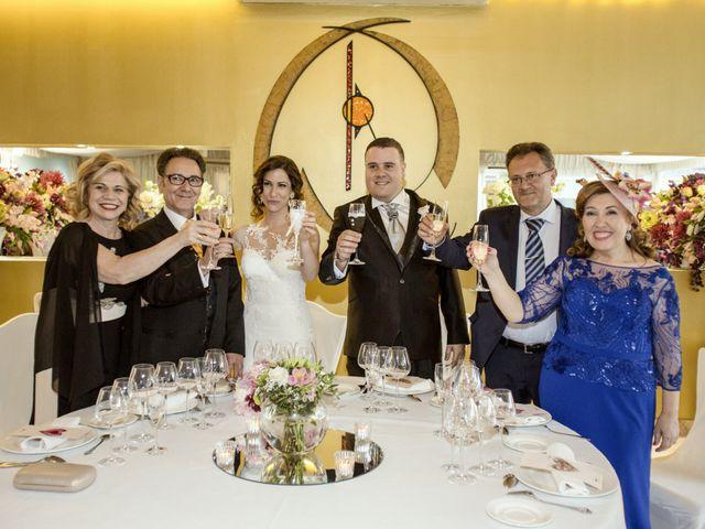 La boda de Sergio y Rebeca en Griñon, Madrid 34