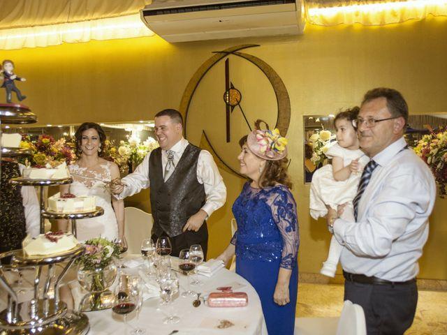 La boda de Sergio y Rebeca en Griñon, Madrid 36