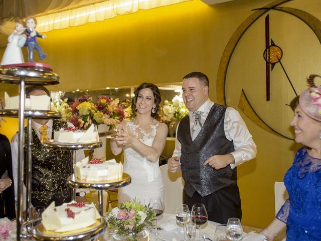 La boda de Sergio y Rebeca en Griñon, Madrid 37