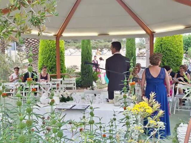 La boda de Rafel y Mar en El Perello, Tarragona 1