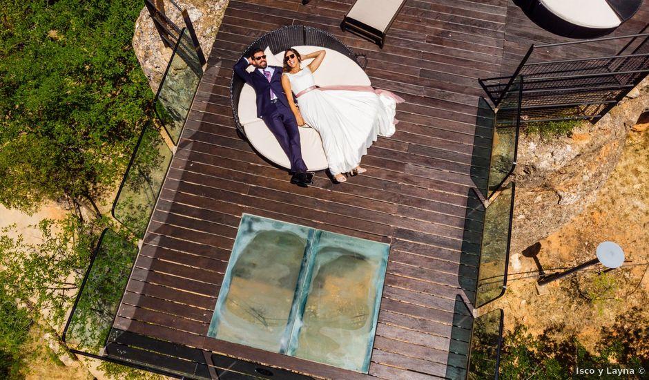 La boda de Luis y Yoli en Somaen, Soria