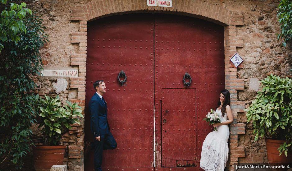 La boda de Adam y Gemma en Valldoreix, Barcelona