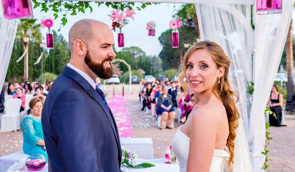 La boda de Manuel y Alba en Moguer, Huelva