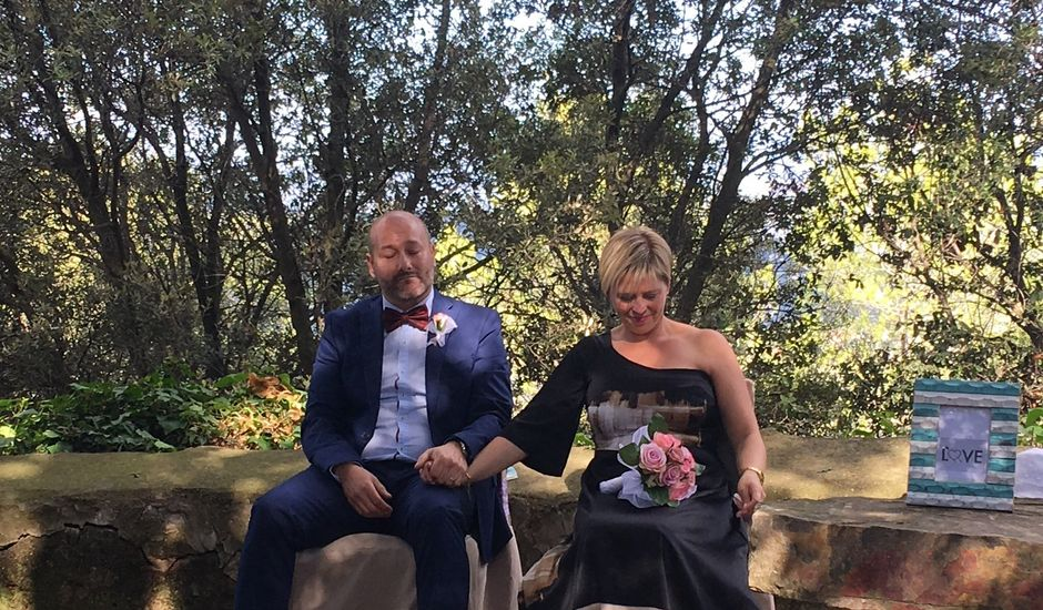 La boda de Jose y Mari en La Palma De Cervello, Barcelona