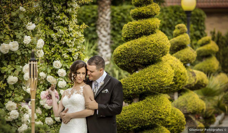 La boda de Sergio y Rebeca en Griñon, Madrid