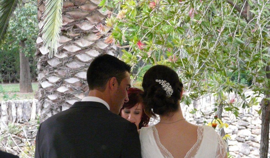 La boda de Rafel y Mar en El Perello, Tarragona