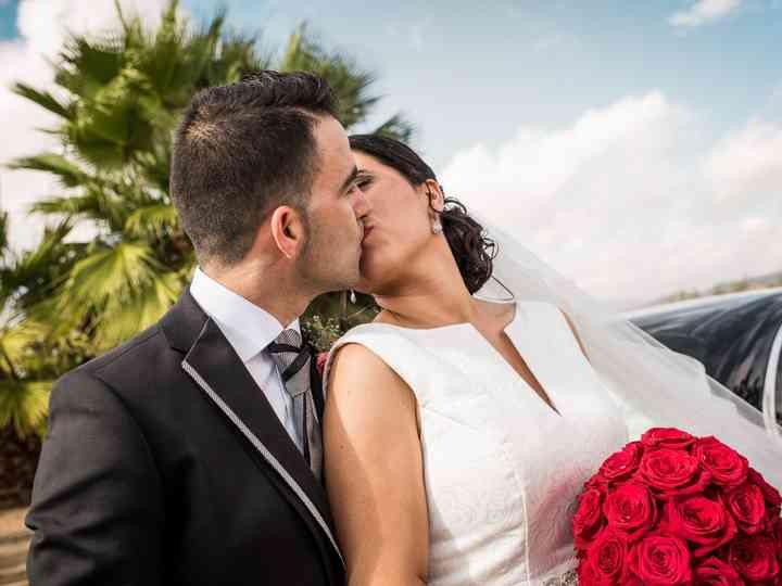 La boda de Tamar y Rafa