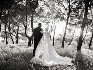 La boda de Beatriz y Fernando