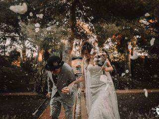La boda de Eva y Miguel Angel