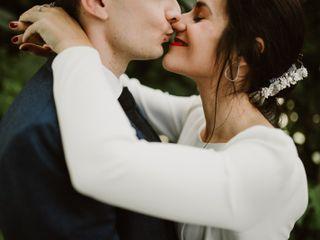 La boda de Ángela y Alberto
