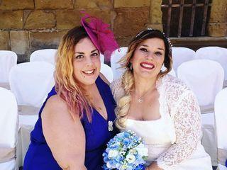 La boda de Tania mateos naranjo  y Sebastián Torres Pérez  2