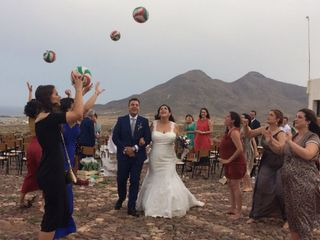La boda de Maria Del Mar  y José Antonio