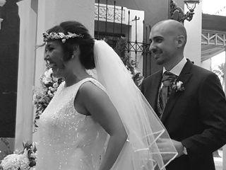 La boda de Ma Ángeles y Toni