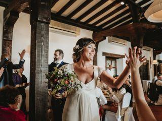 La boda de Lara y Txotxe 3