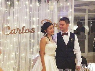 La boda de Daysi y Carlos 3
