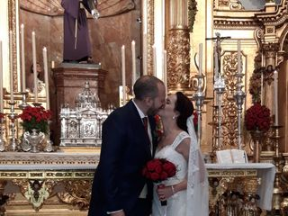 La boda de Rocio  y Fernando