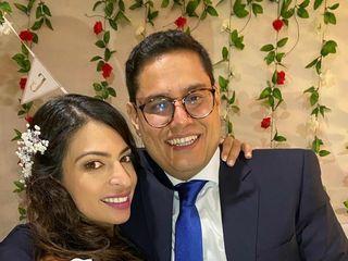 La boda de María  y Andrés  1
