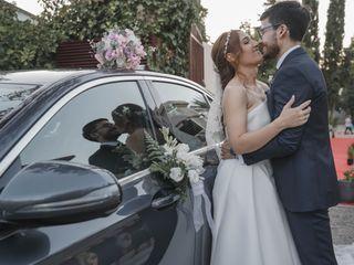 La boda de Lorenzo y Flory