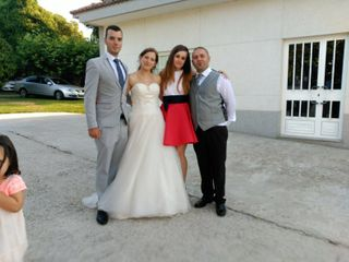 La boda de Rocio  y Jose Antonio  1