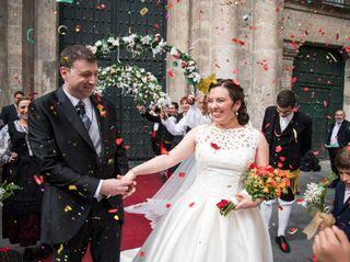 La boda de Gema y Felix