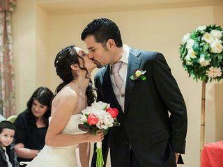 La boda de Jorge y Sandra 1
