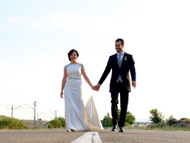 La boda de Leyre y Adrián